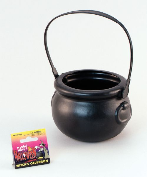 Halloween Witches Cauldron Trick Or Treat Fancy Dress Party